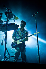 Young Young The Giant en Festival Riot Fest 2018 Giant Festival Riot Fest 2018