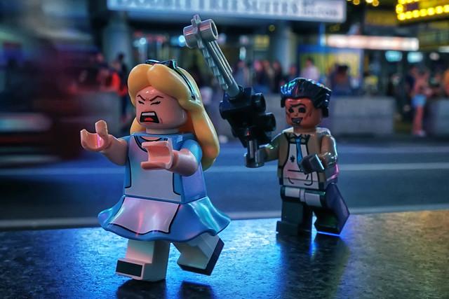 Run, Alice!