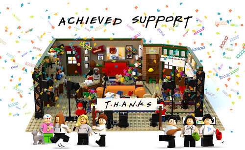 thanks 10k | by Afol minifigures collector