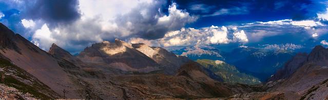 Latemar - Dolomiten