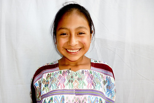 Guatemalan student