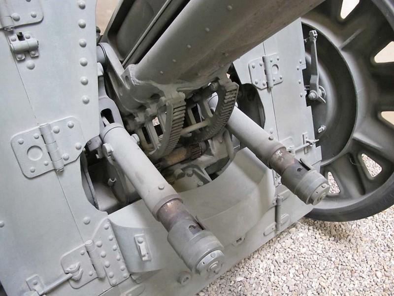 Italian Obice da 75mm-18 Modello 35 6