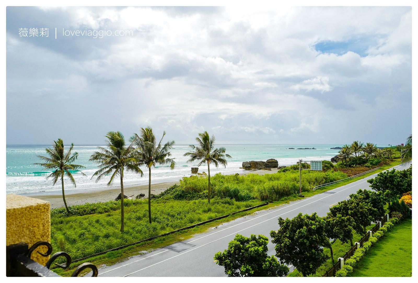 【台東 Taitung】寂里雅嵐Villa 東海岸公路海景民宿 靜謐沙灘椰子樹 @薇樂莉 Love Viaggio | 旅行.生活.攝影