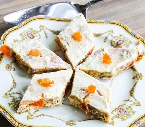 112 - Orange Gumdrop Bar Cookie Recipe | by Onlinefoodblog