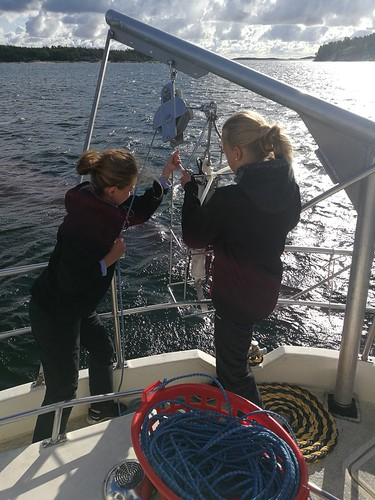 STL UTU murtovesikurssi 2018 | by Saaristomeren tutkimuslaitos blogi