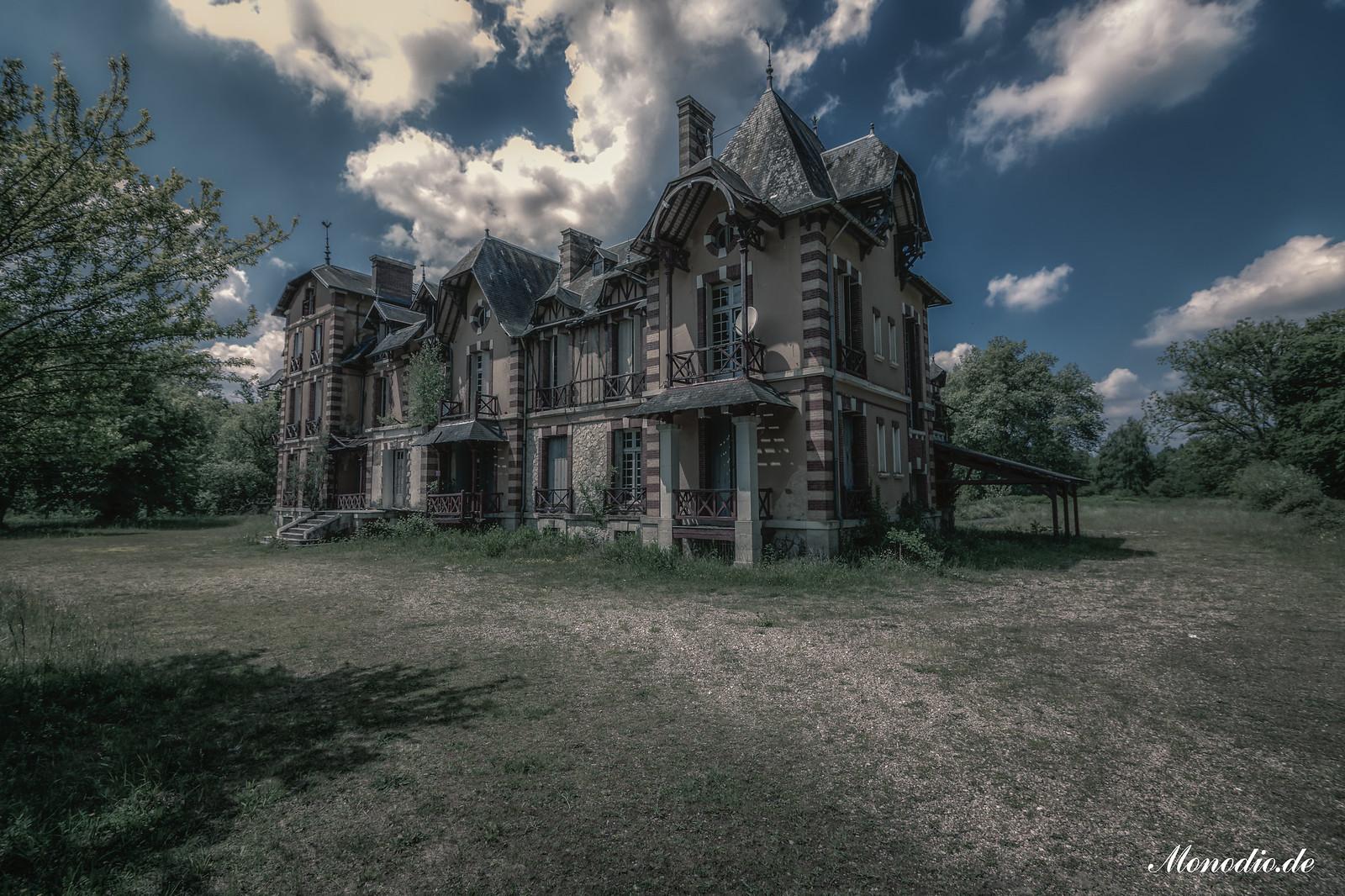 Château Maury Travis