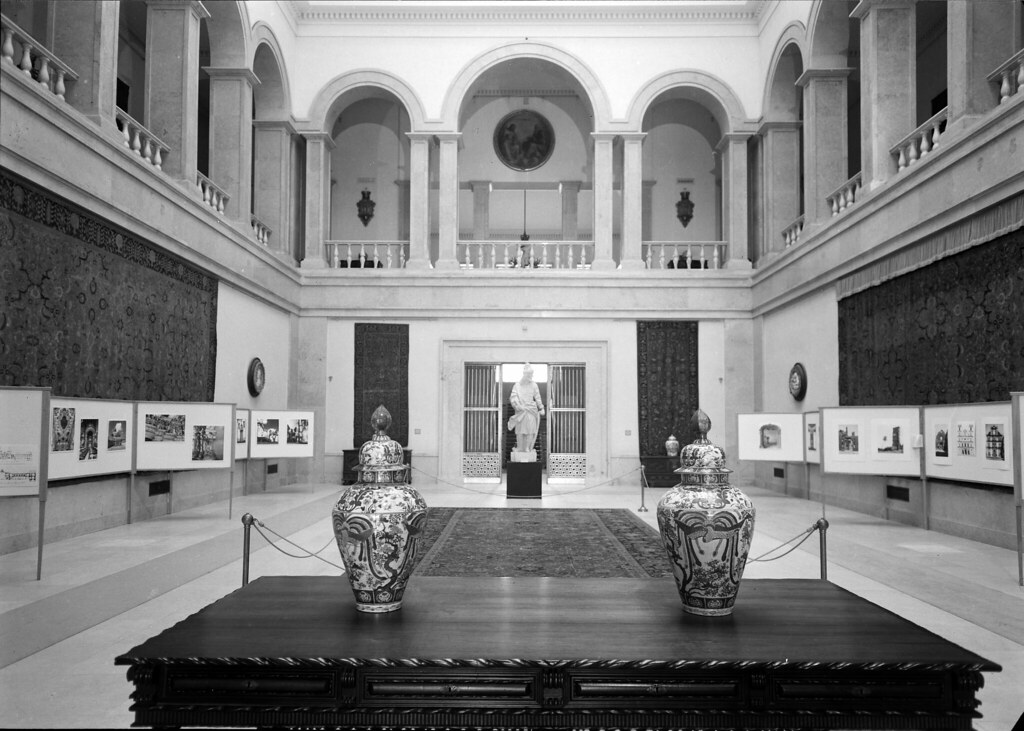 Museu Nacional de Arte Antiga. Lisboa, Portugal