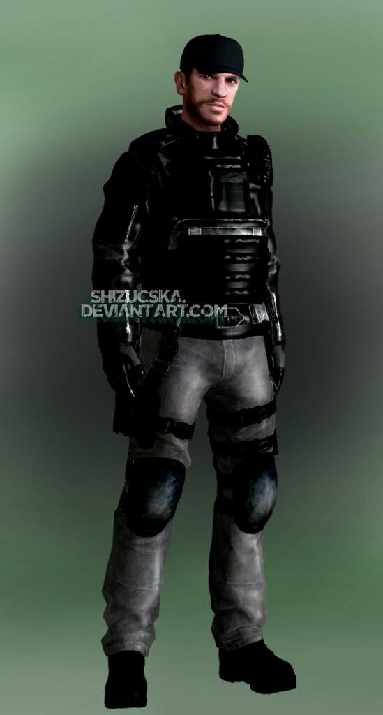 Niko Outfit Mod Www Deviantart Com Shizucska Art Niko Out