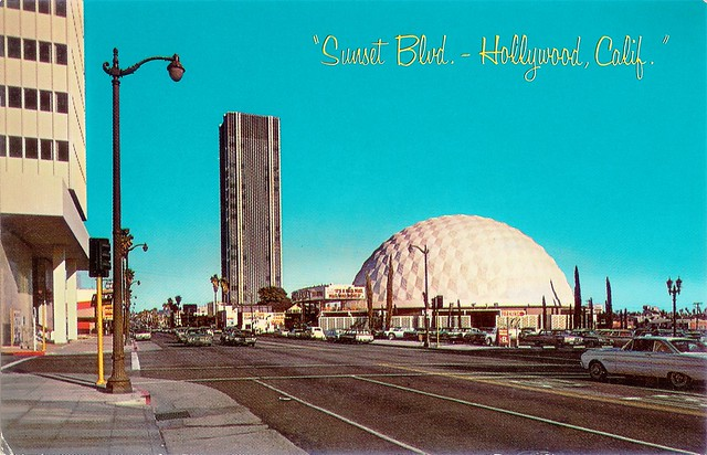 Pacific's Cinerama Theatre, LA CA, 1963 | Since: 1963 Addres