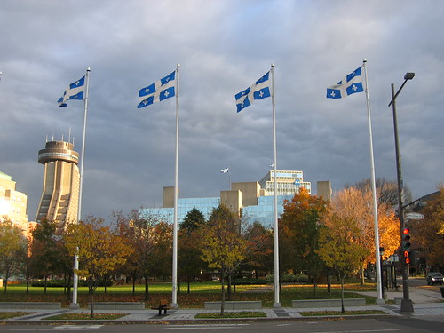 Quebecois flags | by Caro11ne