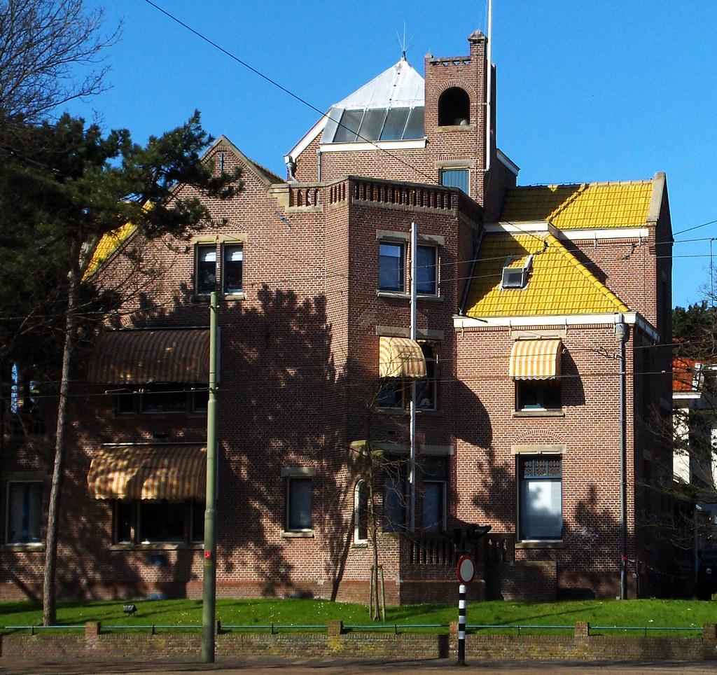 Villa Henny 1898 Hendrik Petrus Berlage Is One Of The Mo