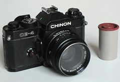 Chinon CE-4 | by pwiwε