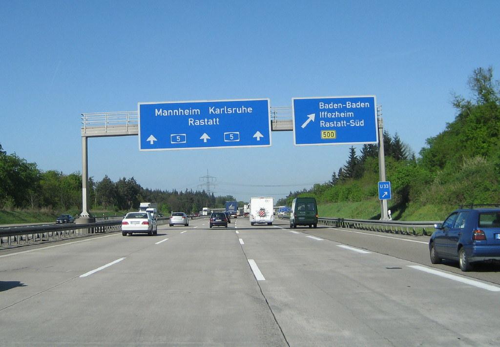 Webcam Autobahn A5
