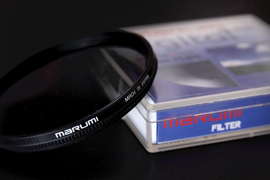 敗了 Marumi 58mm DHG CPL 偏光鏡
