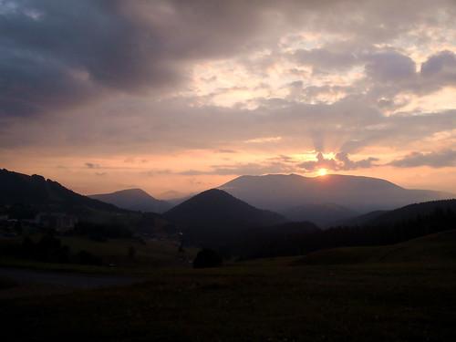 sunrise slovakia donovaly