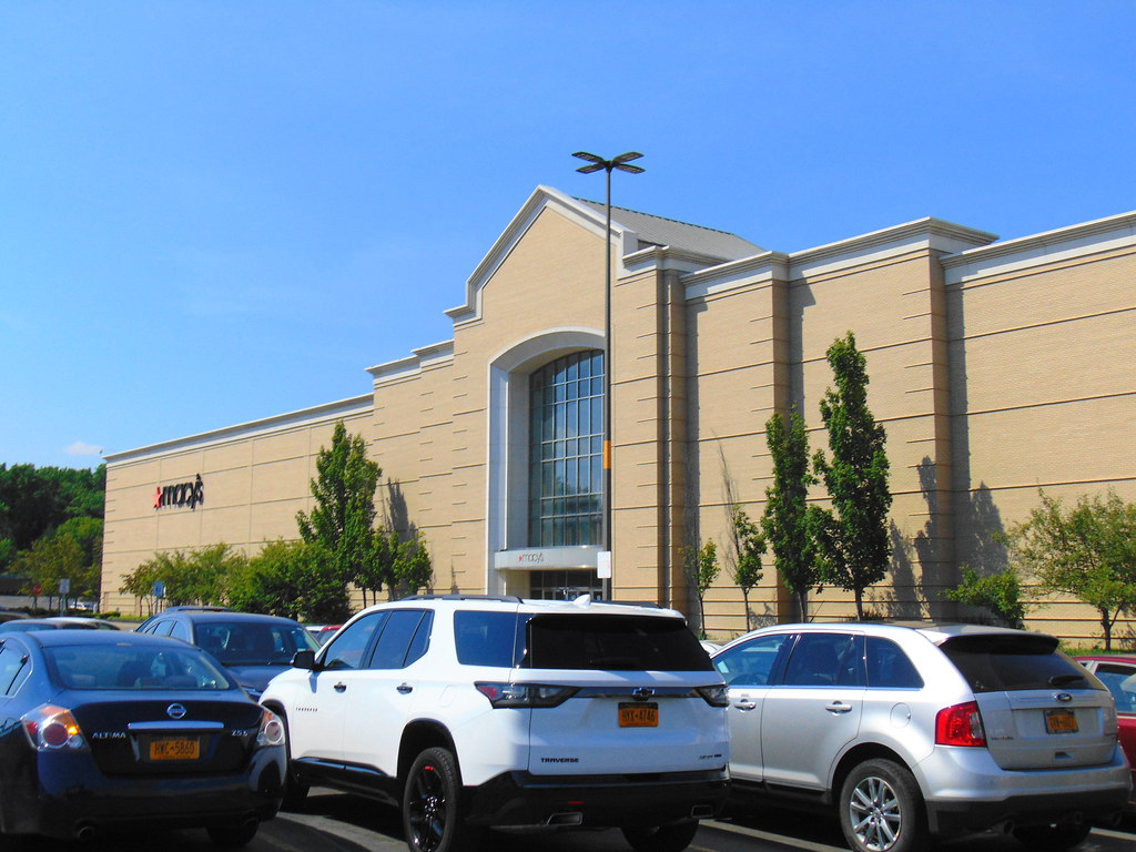 Macy's (Crossgates Mall, Albany, New York)   JJBers   Flickr