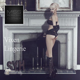 *MSS* Vixen Lingerie @ On9