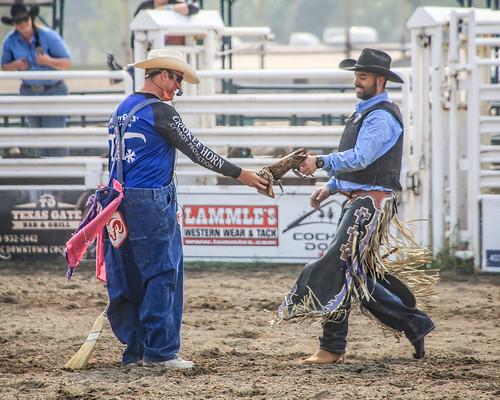 2018 CPRA Cochrane Aug11 - Saddle BroncB 326 | by calgarypolicerodeophotos