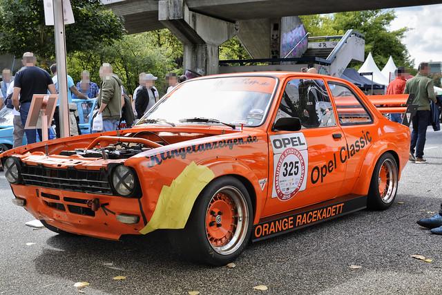 1975 Opel Kadett C @ Stadtpark Revival Hamburg 2018