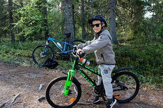 maastopyöräily   by toinenikkuna