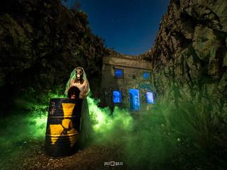 La novia del uranio   by PacoQT