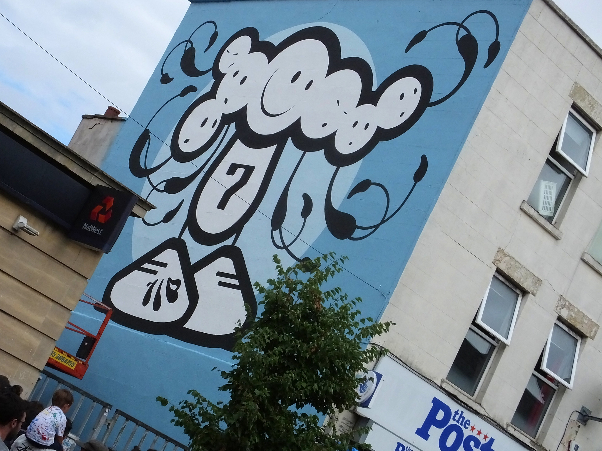 Upfest: The London police