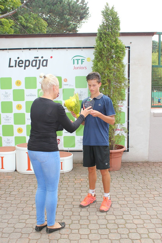 "ITF Juniors ""Prince Cup Liepaja 2018"""