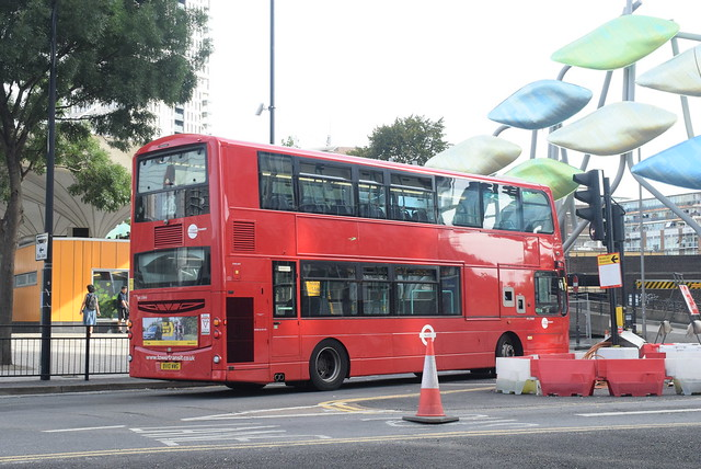 TT VN37849 @ Stratford bus station