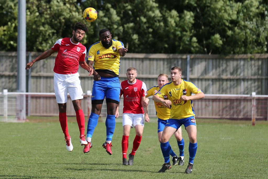FA Cup Aylesbury FC 25-8-18