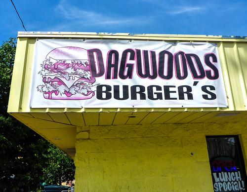 Grocer's Apostrophe - Dagwoods Burger's