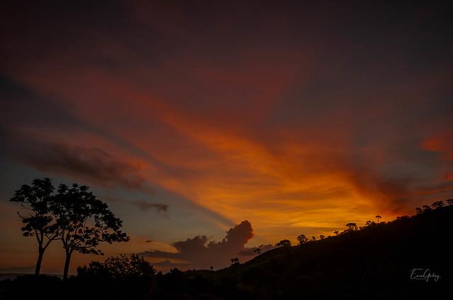 Sunset - between Guapé/MG and Capitólio/MG #2