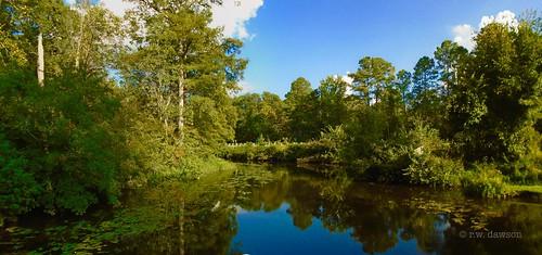 newkentcounty virginia va usa panorama creek waterway diascundcreek landscape