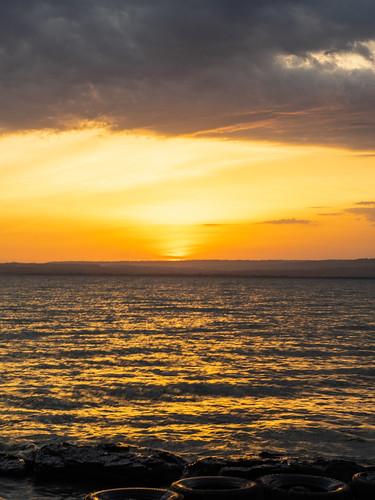 kisumu sunset victorialake kenya