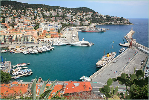 claudelina france alpesmaritimes provencealpescôtedazur nice ville town port haven bateaux boats mer sea méditerranée