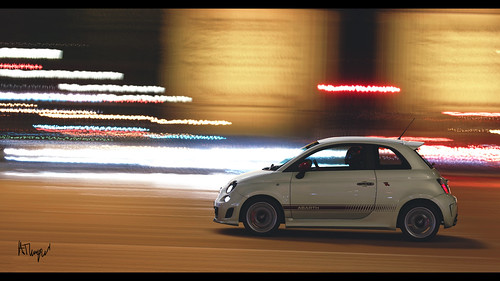 Abarth  500 | by at1503