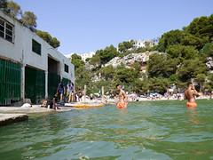 Cala Pi, walk to Cap Blanc, Cala Pi beach