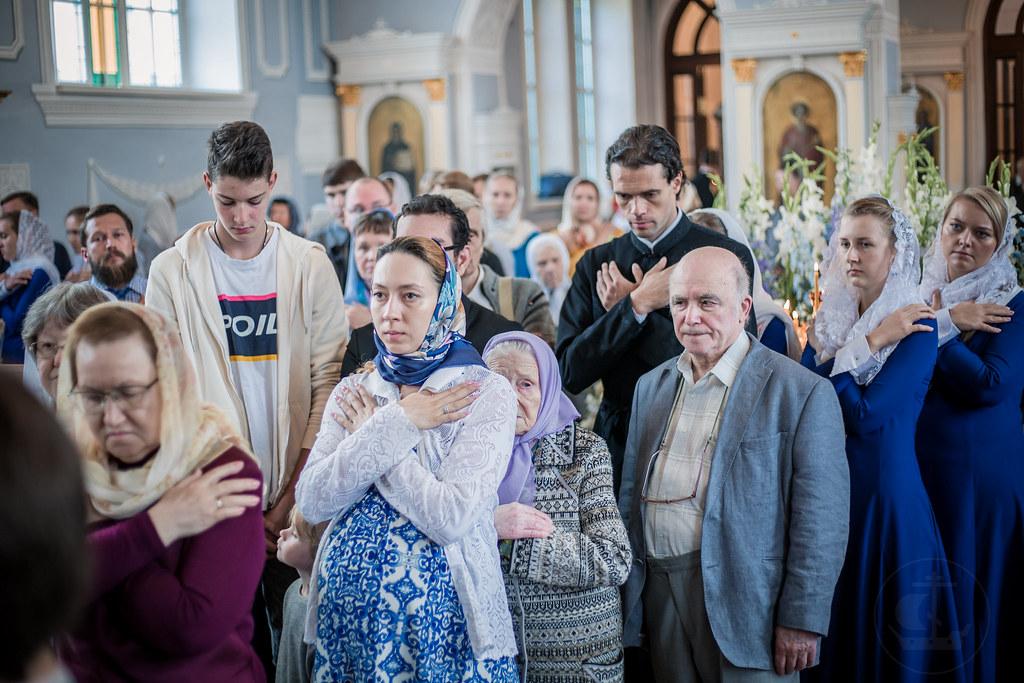 27-28 августа 2018, Успение Пресвятой Богородицы /  27-28 August 2018, The assumption of the blessed Virgin Mary