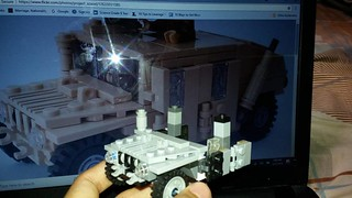 HMMWV project