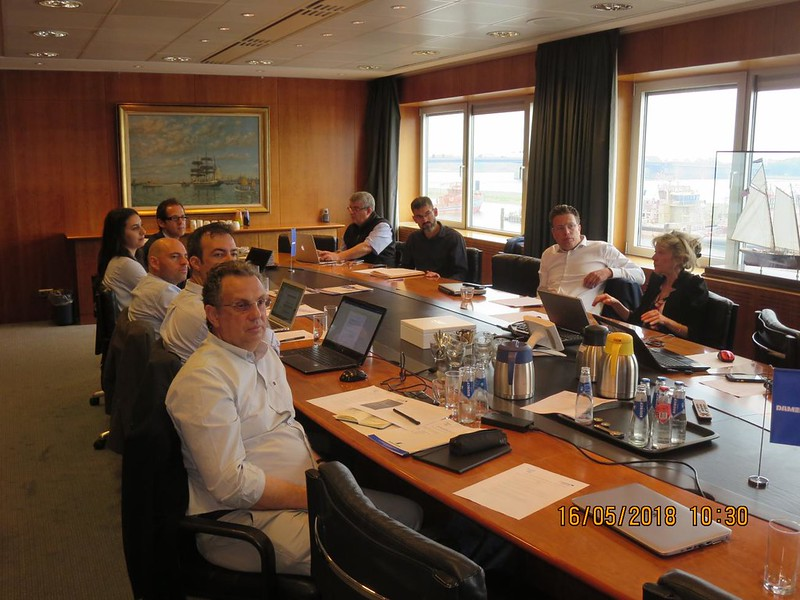 @BluePorts Project Meeting 1