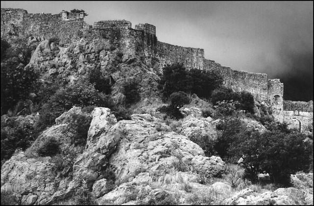 Haj-Nehaj ruins, Montenegro