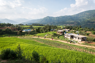 Kavre district, Nepal, September 2018 | 17 September 2018, K