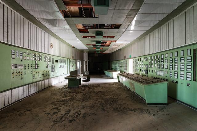 Power station P