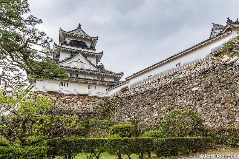 El castillo de Kochi