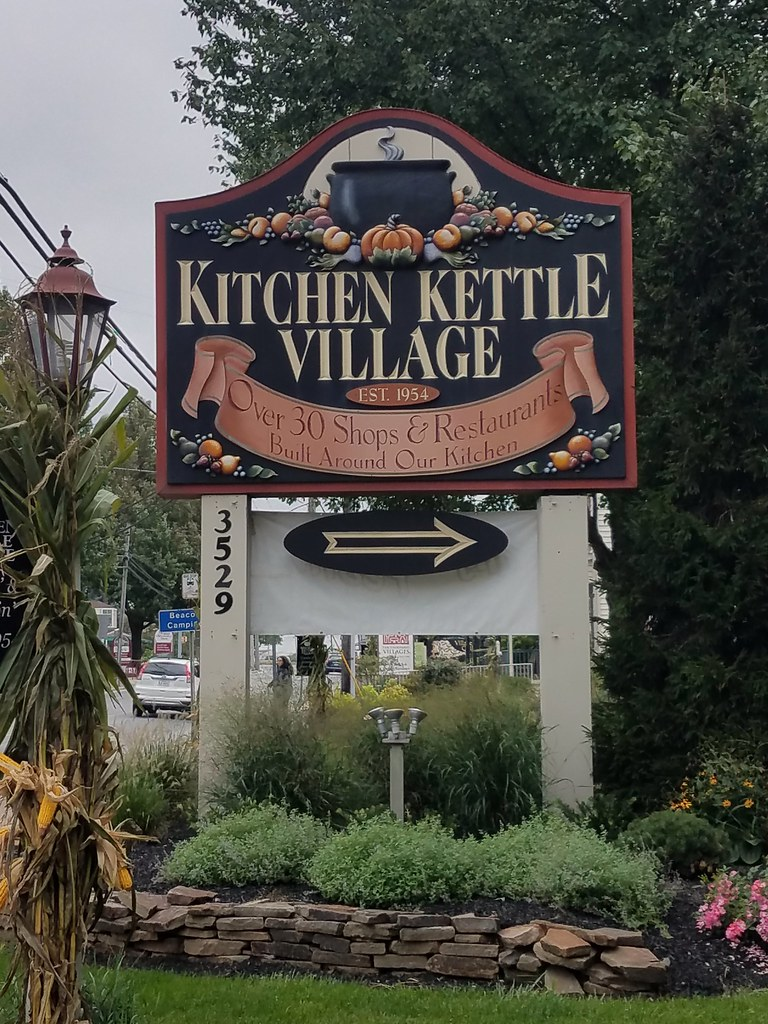 Kitchen Kettle Village Intercourse Pennsylvania Flickr