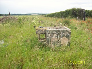 > Cold War, Royal Observer Corps Spotting Post, Narbourough Hill, Beachamwell [TF-7410 0728]