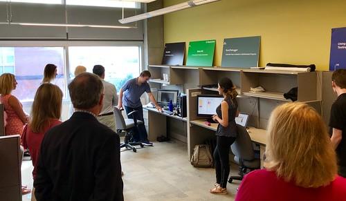Industry Lab Visit | by SQR Lab
