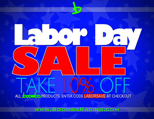 2018 Labor day sale copy | by Boomba Racing