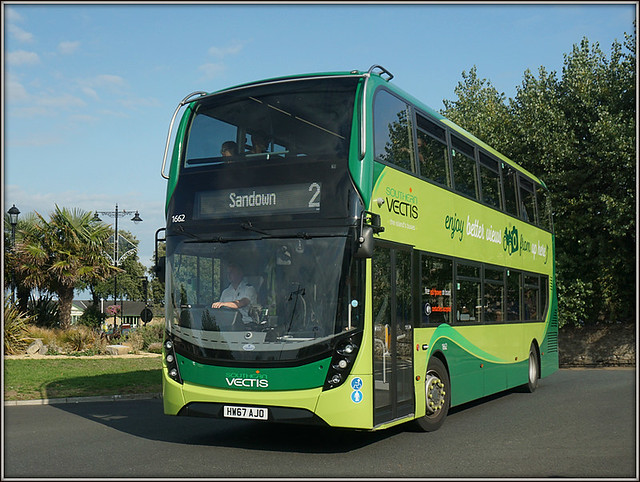 Southern Vectis 1662