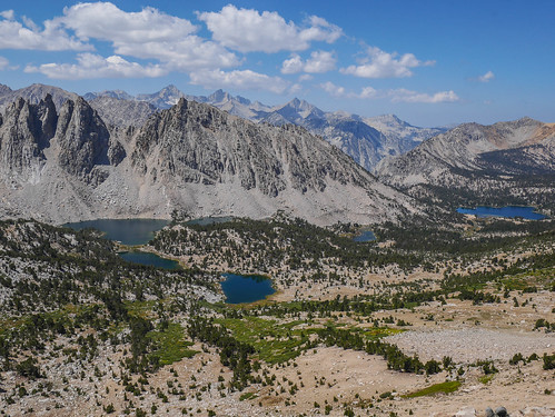 Kearsarge Pinnacles and Lakes | by snackronym