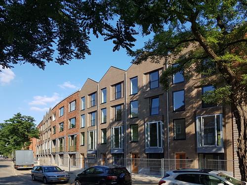 Paradijshof Nieuwbouw Crooswijk 2 | by JanvanHelleman